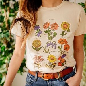 Floral Graphic Tee UO